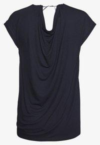 s.Oliver - KURZARM - Basic T-shirt - navy - 1
