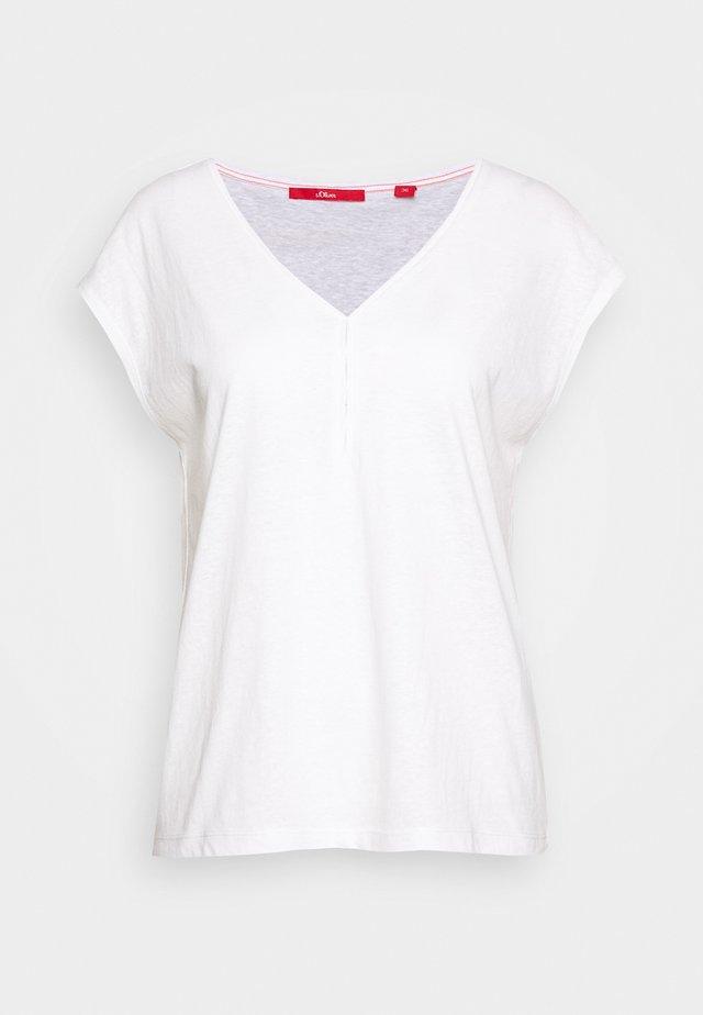T-Shirt basic - cream