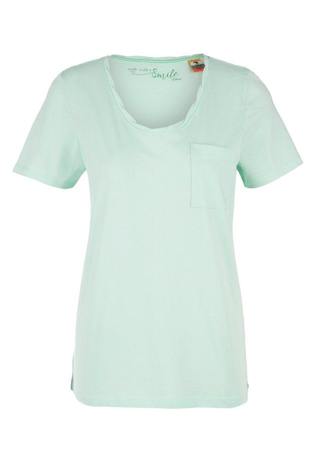 T-Shirt basic - mint