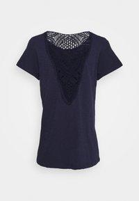 s.Oliver - Camiseta básica - dark steel blue - 1