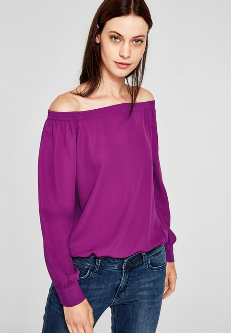 s.Oliver - Blouse - wild berry