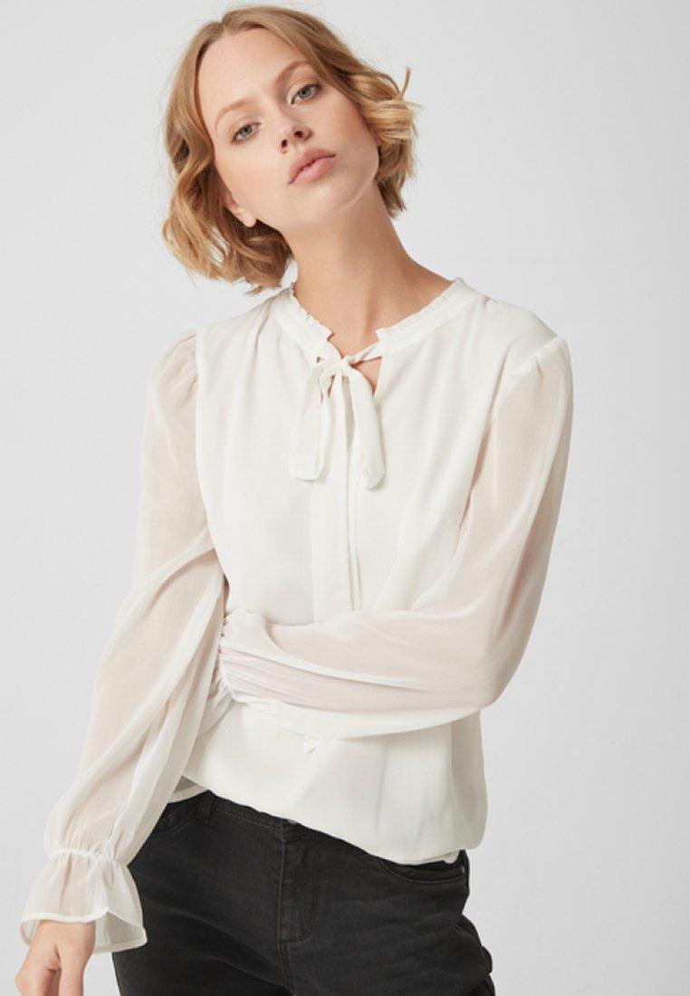 S.oliver Blouse Off-white a7DcNJJR