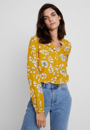 LANGARM - Blouse - harvest gold