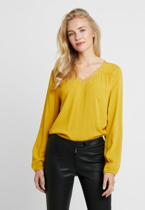 Blouse - curry