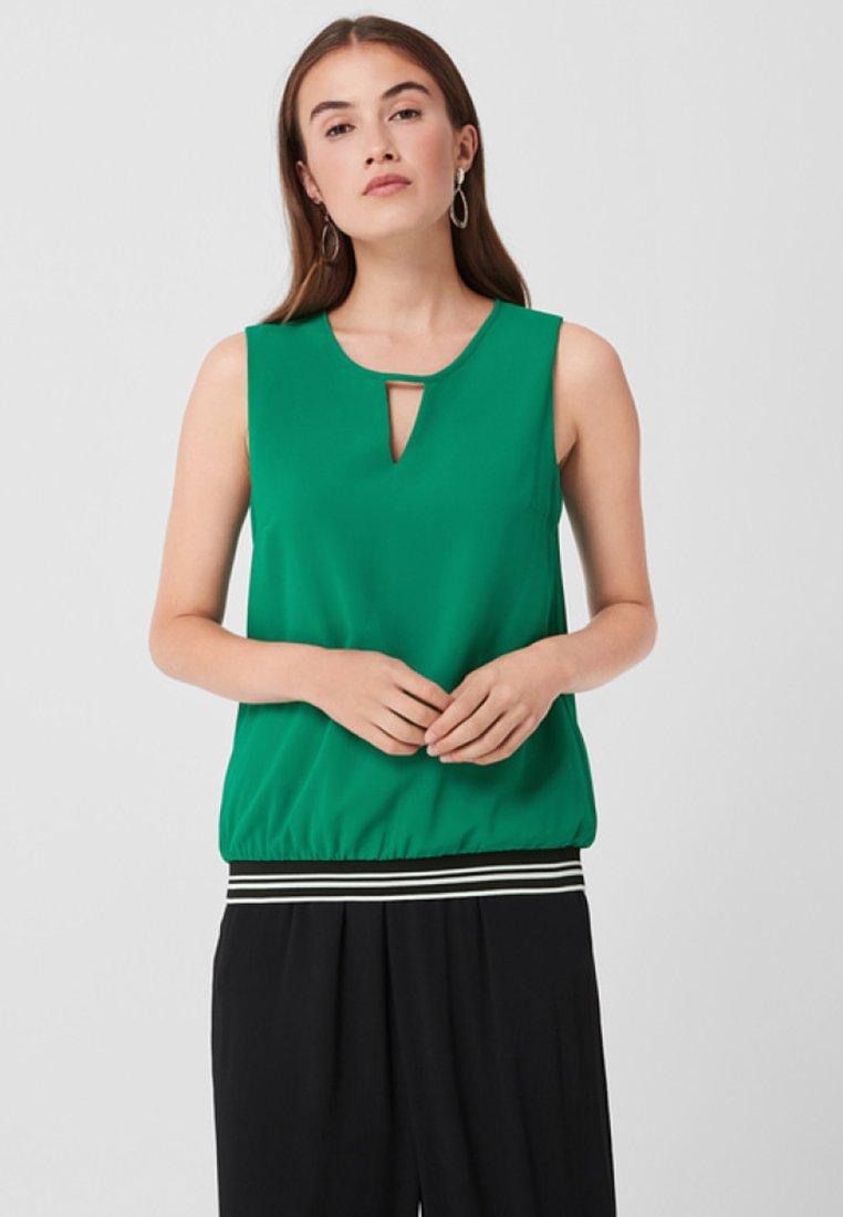 s.Oliver - Bluse - green