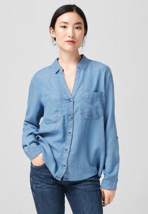 Overhemdblouse - blue denim