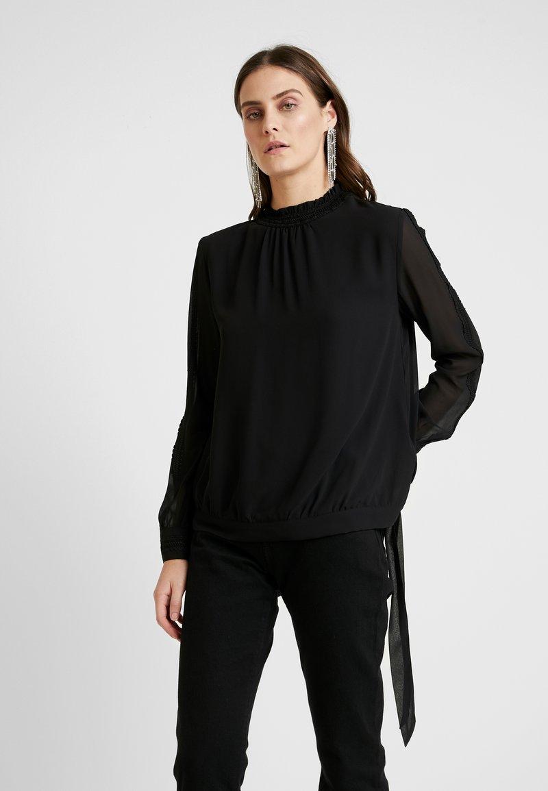 s.Oliver - Blus - black
