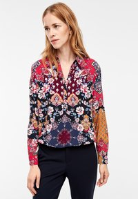 s.Oliver - Blouse - dark blue - 0