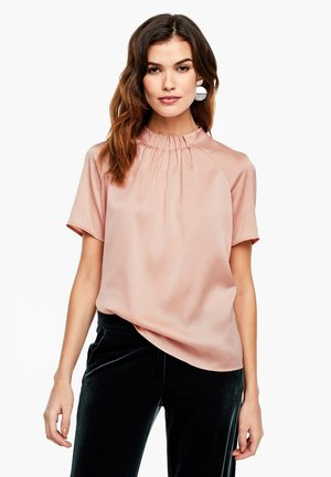 Blouse - vintage blush