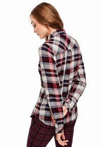 s.Oliver - Button-down blouse - brown - 3