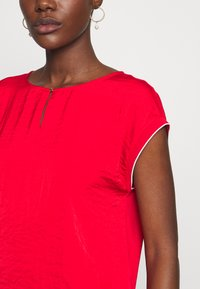 s.Oliver - KURZARM - Blouse - red - 4