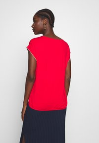 s.Oliver - KURZARM - Blouse - red - 2