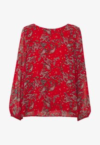 s.Oliver - Blouse - cherry red - 4