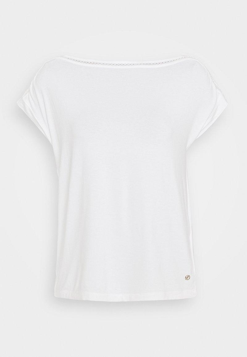s.Oliver - T-shirt basic - cream