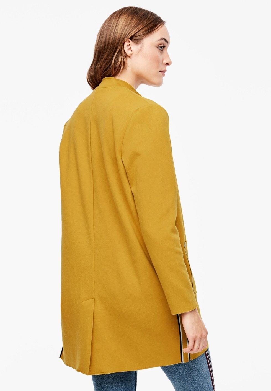 S.oliver Halflange Jas Yellow x9e9lyAj