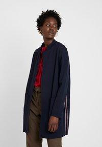 s.Oliver - Short coat - navy - 0