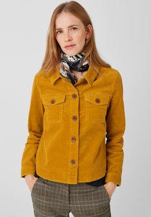 Summer jacket - yellow