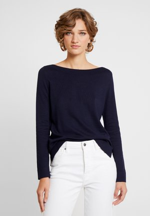 LANGARM - Maglione - navy