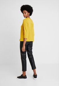 s.Oliver - 3/4 ARM - Long sleeved top - curry - 2