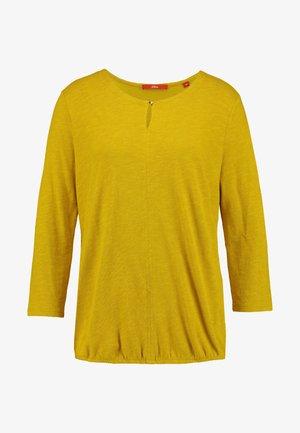 3/4 ARM - T-shirt à manches longues - curry