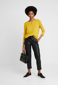 s.Oliver - 3/4 ARM - Long sleeved top - curry - 1