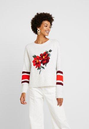 Sweter - creme