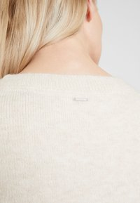 s.Oliver - LANGARM - Pullover - canvas - 5