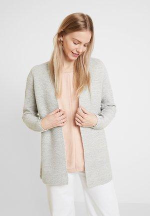 LANGARM - Vest - pearl grey