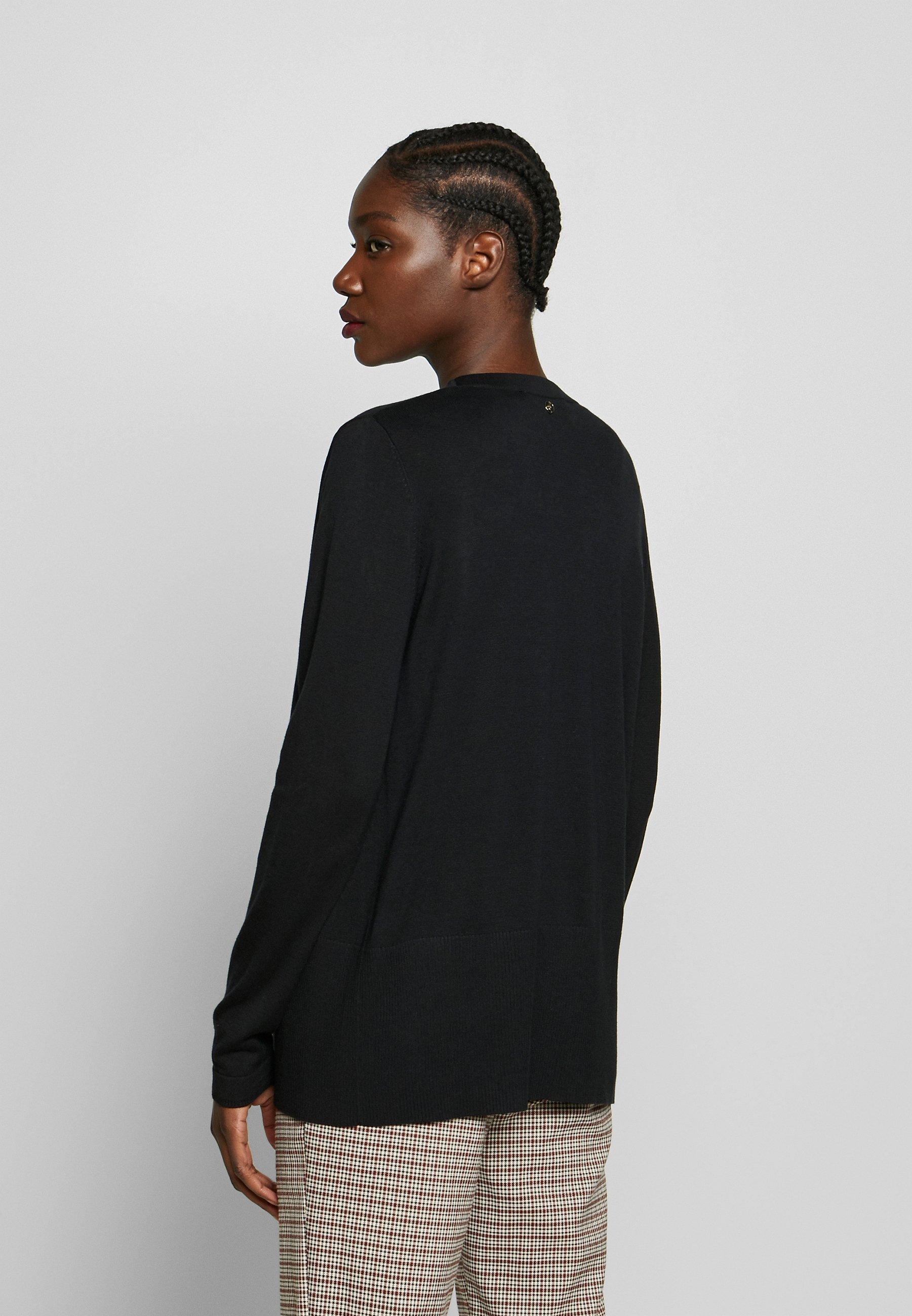 s.Oliver Kardigan - black