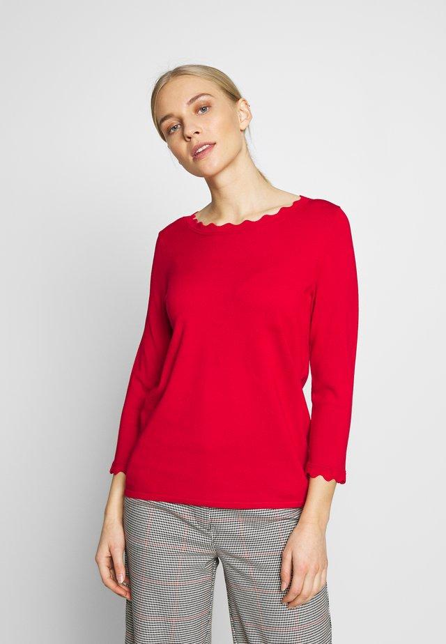 Jersey de punto - red kiss