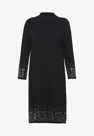 Jumper dress - true black