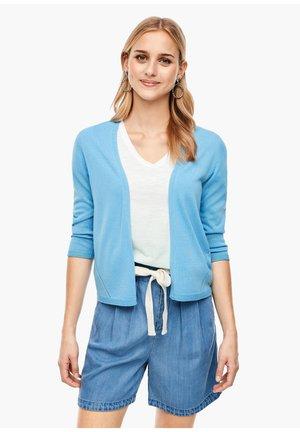 Vest - light blue