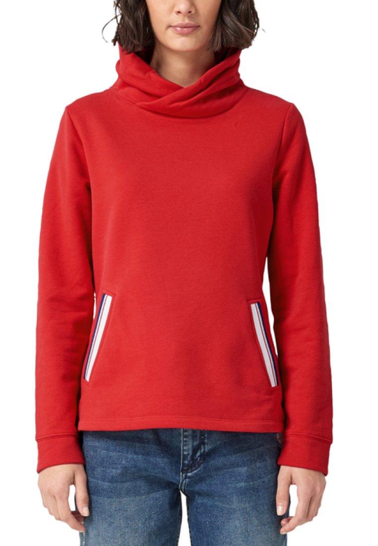 s.Oliver - Sweatshirt - red