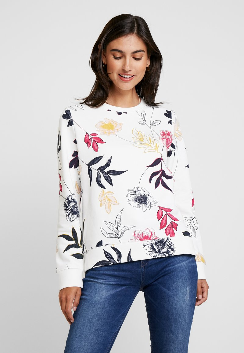 s.Oliver - LANGARM - Sweatshirt - creme