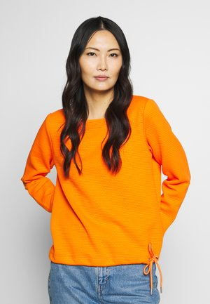 Long sleeved top - marigold