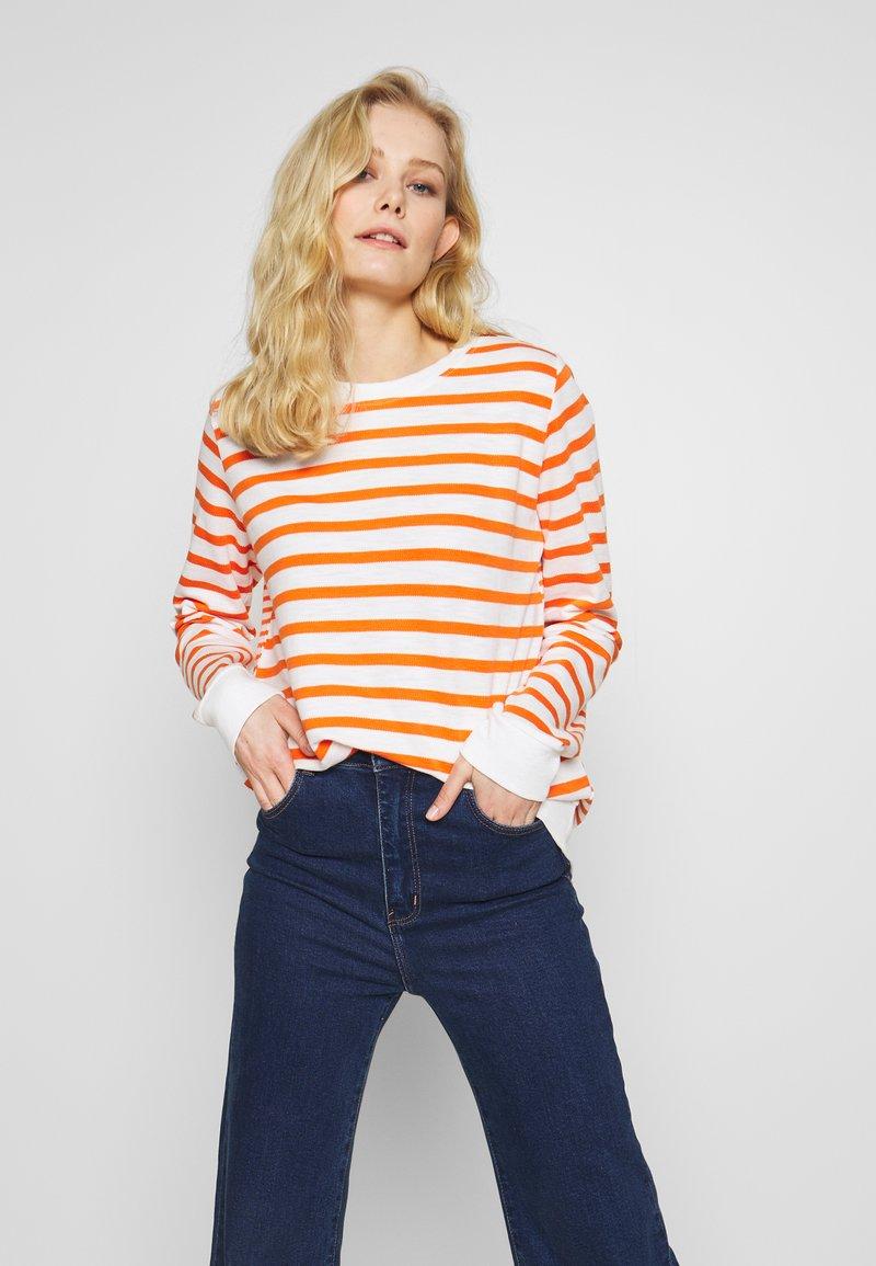 s.Oliver - Jumper - orange