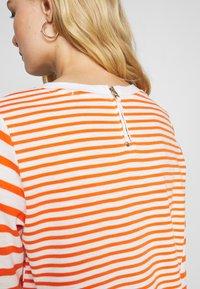 s.Oliver - Jumper - orange - 5