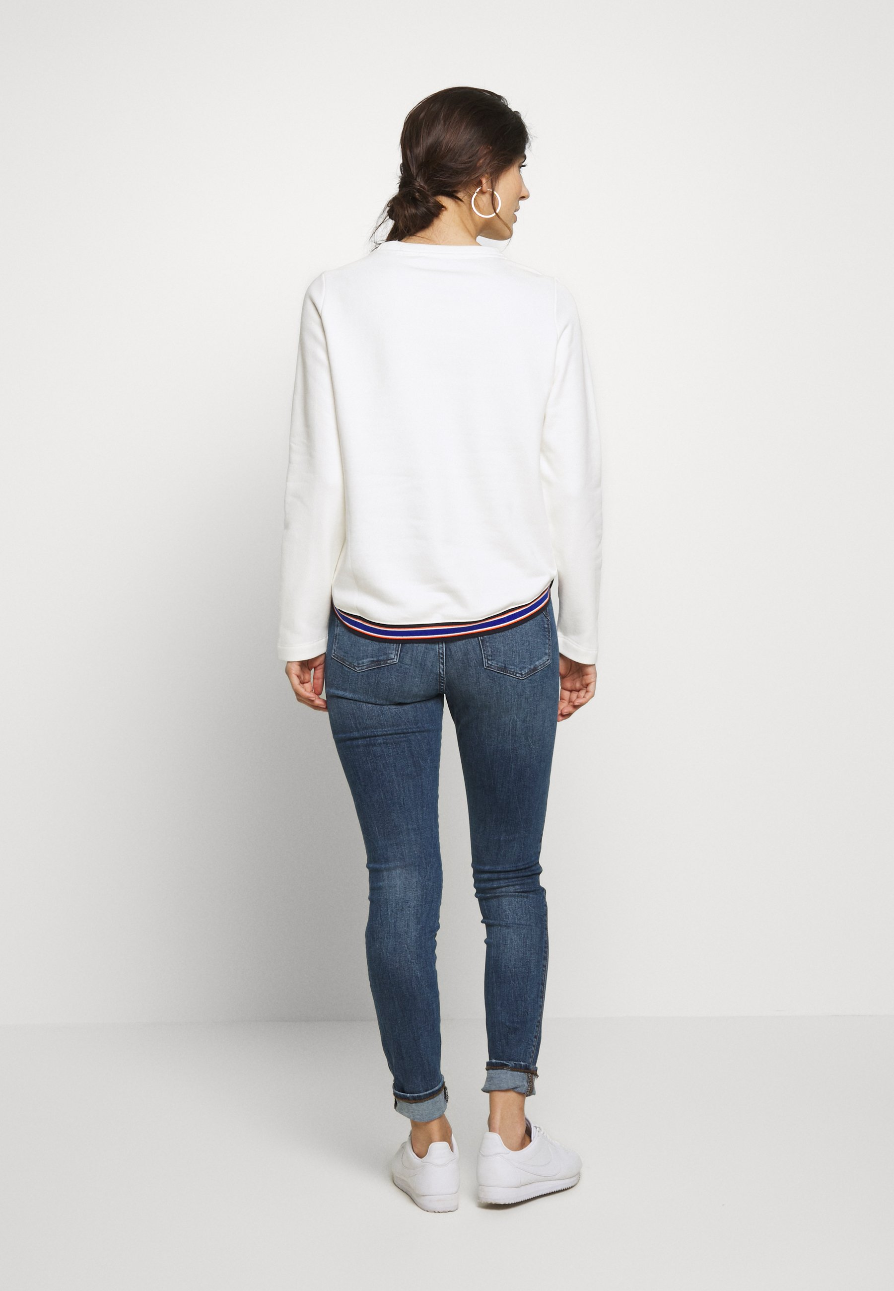 s.Oliver Sweatshirt - cream