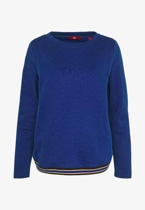 Sweatshirt - cobalt blu