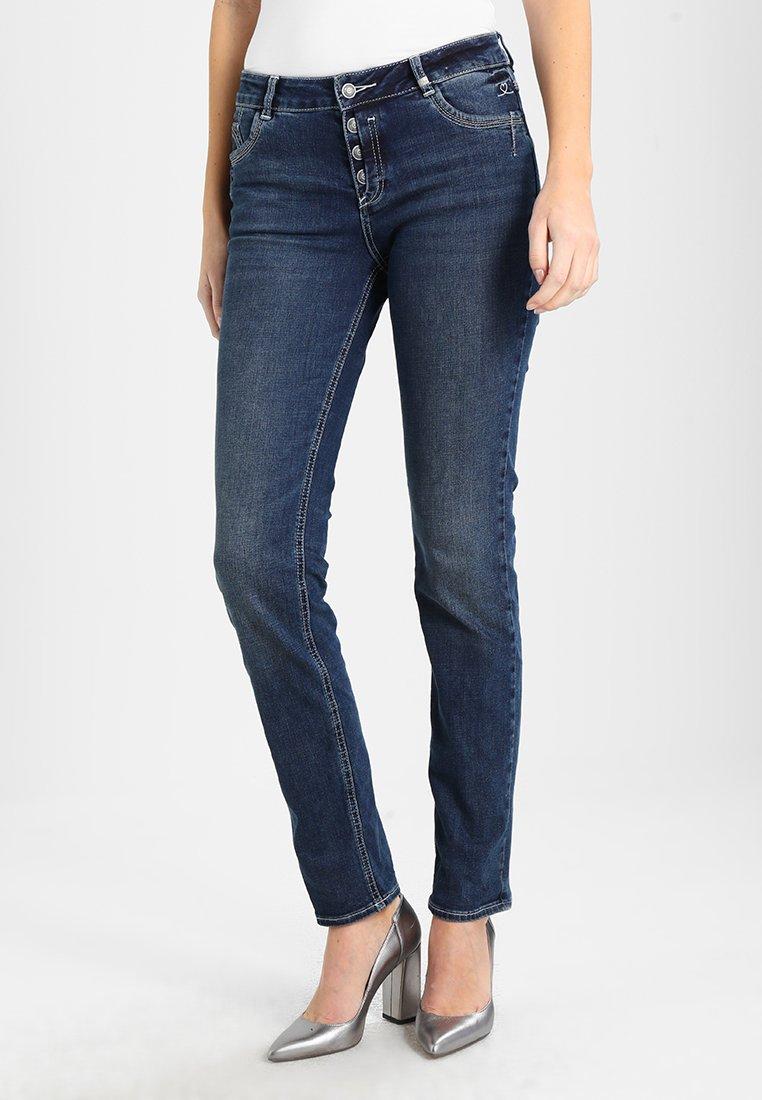s.Oliver - SMART - Jeans Slim Fit - blue denim