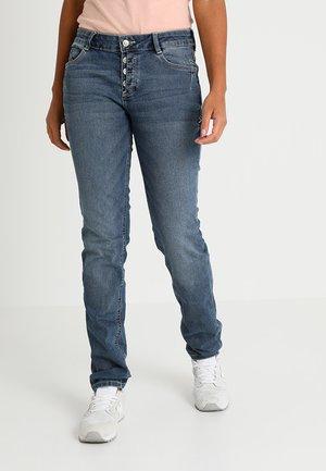 Džíny Slim Fit - blue denim stretch