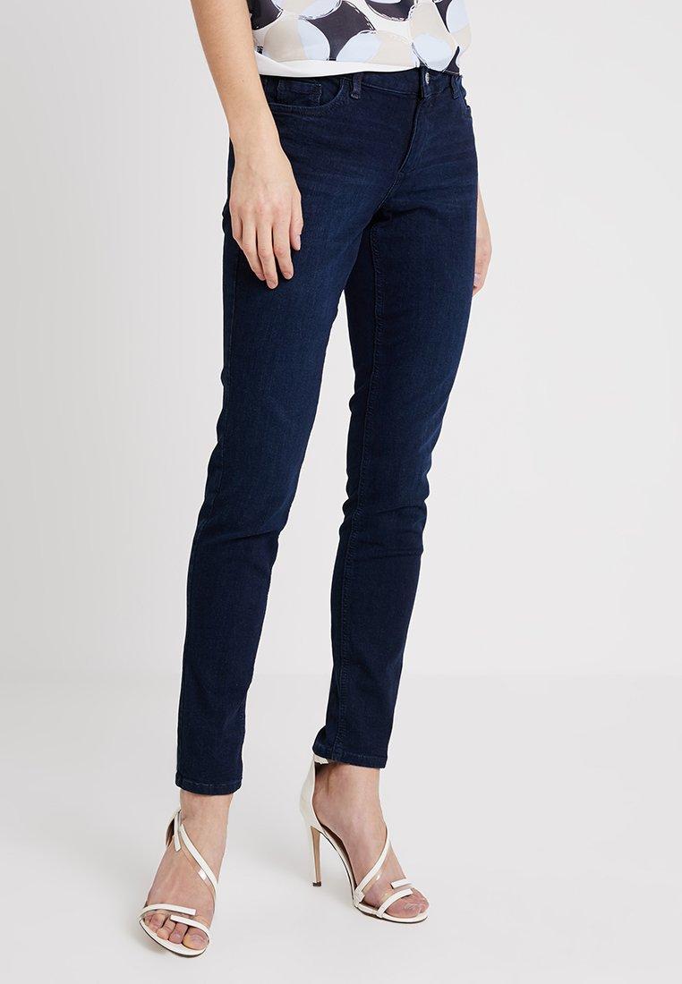 s.Oliver - SHAPE - Jean slim - blue denim
