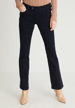 SHAPE BOOTCUT - Bootcut jeans - dark steelblue denim