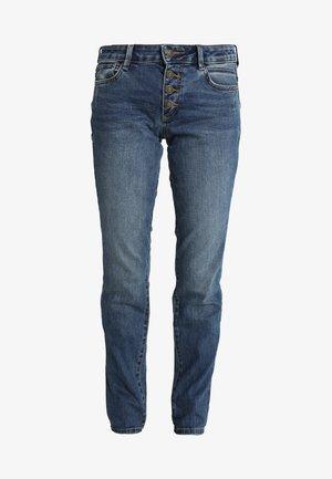 SHAPE - Jean slim - blue denim