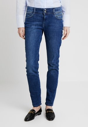 SHAPE  - Jeans straight leg - amparo blue denim