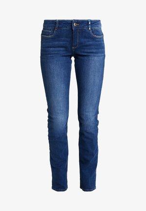 SHAPE - Slim fit jeans - blue denim stretch
