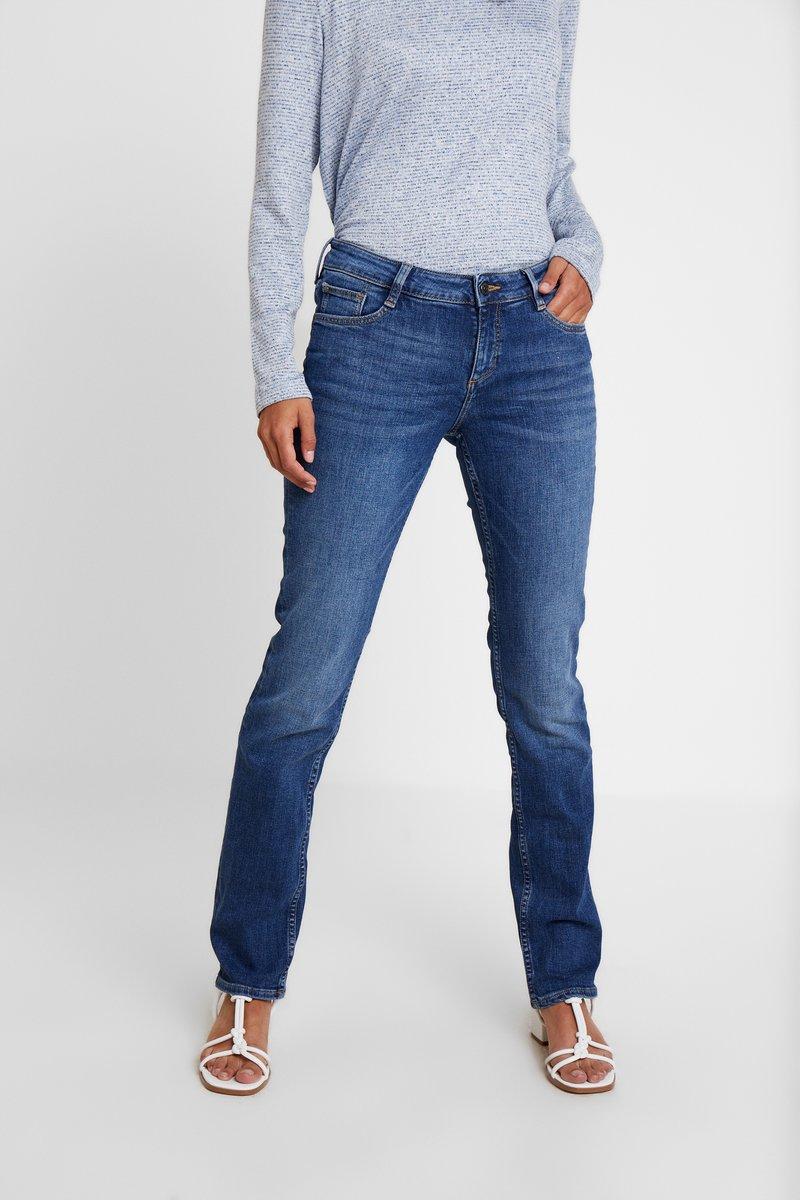s.Oliver - SHAPE - Jeans Slim Fit - blue denim