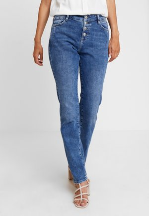 SMART - Jeans straight leg - blue denim
