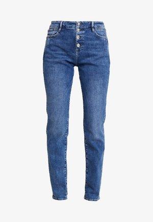 SMART - Straight leg jeans - blue denim
