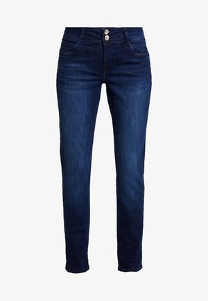 SHAPE - Slim fit jeans - blue denim stretch